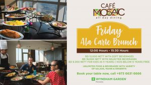 ALA-CARTE-BRUNCH-CAFE MOSAIC