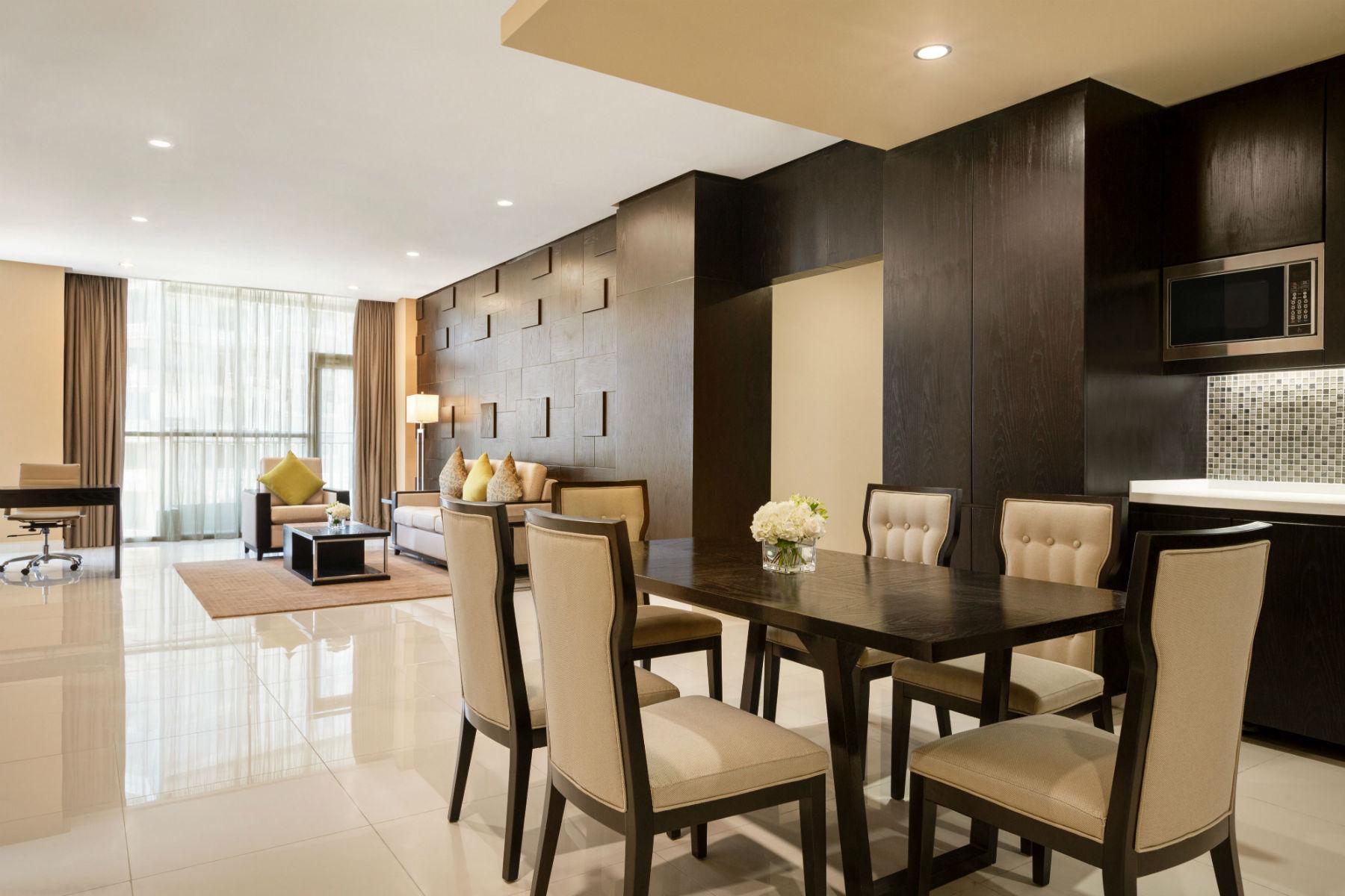 Club Three Bedroom Suite in Juffair, Bahrain | Wyndham
