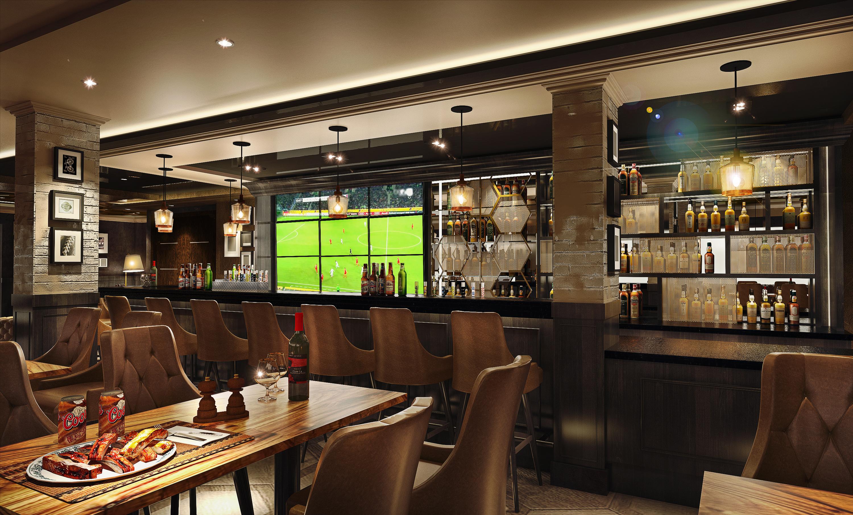 Sports BAr 4 | Wyndham Garden Manama